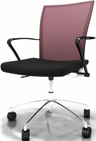 Mayline Valore Mesh Back Task Chair [TSH3] -1