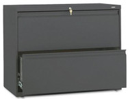 "42"" Metal 2 Drawer Lateral File Cabinet [892L] -1"