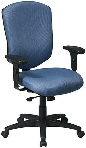 High Back Office Chair with Adjustable Tilt Lock [41572] -1