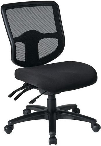Office Star Adjustable Mesh Back Task Chair [98341] -1