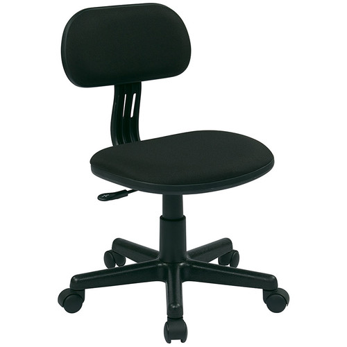 Office Star Armless Task Chair [499] -1