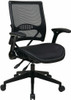 Office Star Air Grid Black Mesh Office Chair [67-77N9G5] -1