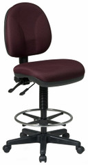 Office Star Deluxe Ergonomic Drafting Chair [DC940] -1