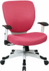 Office Star Fun Colors Deluxe Mesh Task Chair [5200W] -4