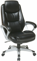 Office Star Executive Chair with Adjustable Headrest [ECH89186] -1