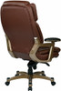 Office Star Eco-Leather Executive Chair [OPH61606] -3