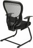 Office Star Mesh Back Sled Base Guest Chair [529-3R2V30] -3
