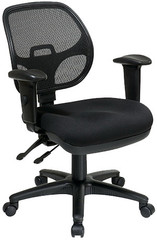 Office Star Mesh Ergonomic Chair [29024] -1