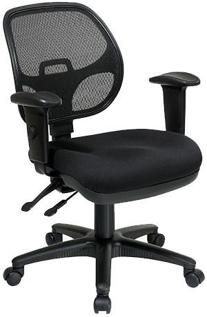 Office Star Mesh Ergonomic Chair [29024] -1
