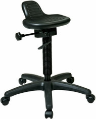 Office Star Saddle Seat Stool [KH206] -1
