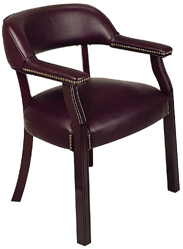 Office Star Traditional Guest Chair [TV230] -1