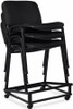 Offices To Go™ Upholstered Stacking Chairs [11703] -2