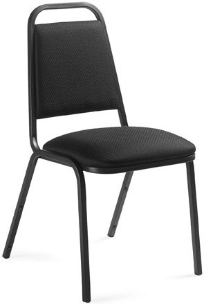 Offices To Go™ Upholstered Stacking Chairs [11934] -1