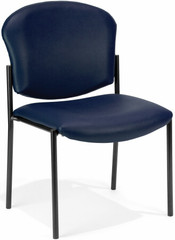 OFM Armless Stacking Office Chair [408] -1