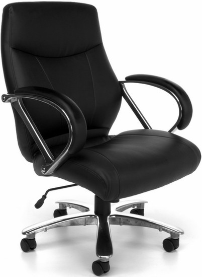 OFM Avenger Big and Tall Chair [811-LX-BLK] -1