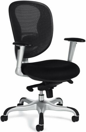 OTG Ergonomic Mesh Chair with Optional Headrest [11691] -1