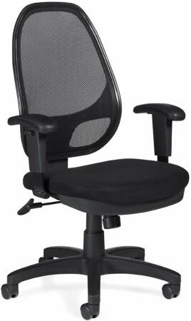 OTG Mesh High Back Managers Chair [11641B] -1