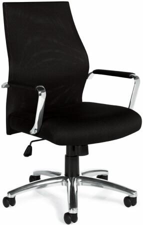 OTG Removable Arm Mesh Executive Chair [11657] -1