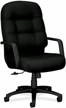 Pillow-Soft 2090 Executive High-Back Chair [2091] -1