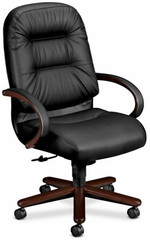 Pillow Soft High Back Hon Office Chair [2191] -1