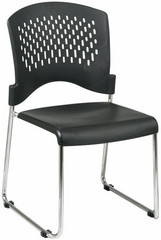 Plastic Stackable Chairs [STC865C2] -1