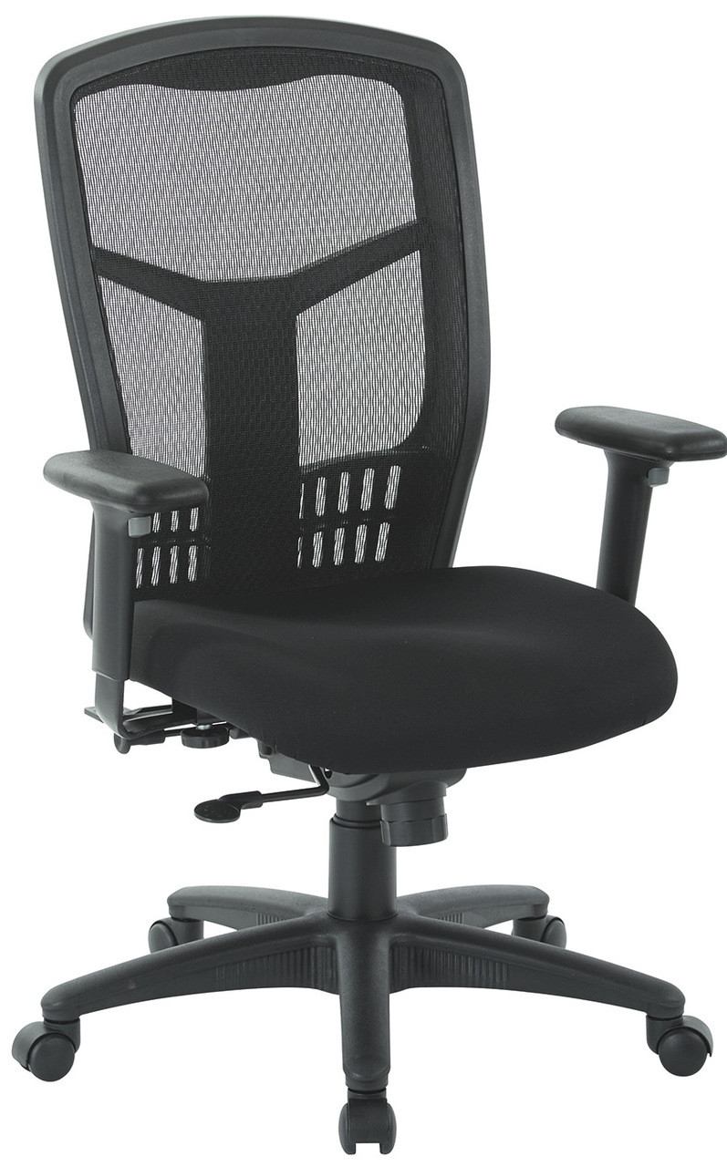 Progrid Mesh Back Office Chair 90662