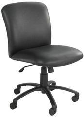 Safco 500 lb. Capacity Mid Back Office Chair [3491BV]