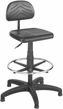 Safco TaskMaster® Economy Workbench Chair [5110] -1
