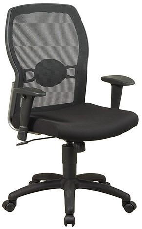 Screen Back Ergonomic Mesh Chair [599302] -1