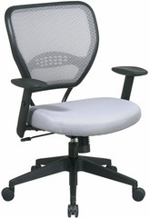 Space 5500 Series Shadow Mesh Office Chair [55-M22N17] -1