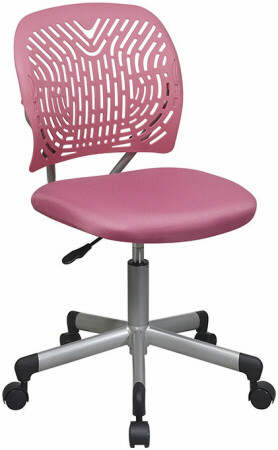 Office Star Spaceflex Pink Task Chair [166006] -1