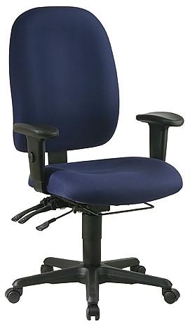 Dual Function Super Ergonomic Office Chair [43998] -1