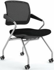 Valore Mid Back Mesh Nesting Chair [TSM2] -1