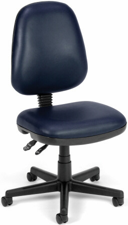 Astounding Ofm Vinyl Office Chair 119 Vam Ocoug Best Dining Table And Chair Ideas Images Ocougorg