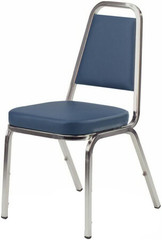 Lorell Vinyl Stacking Chairs [62506] -1