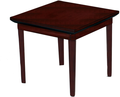 Mayline End Table Veneer Sierra Cherry Veneer [CTSCRY]-1