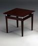 Mayline End Table Veneer Mahogany Veneer [NTSMAH]-1