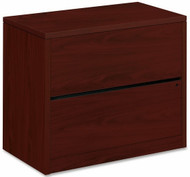 HON 2 Drawer File Cabinet Laminate Finish [10563] -1