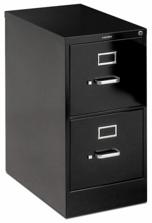 510 Series 2 Drawer HON Filing Cabinet [512P] -1