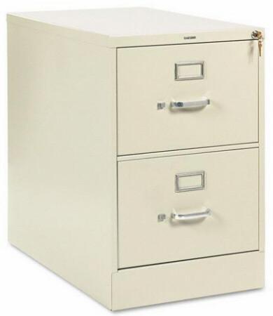 HON 2 Drawer Letter File Cabinet [212P] -1