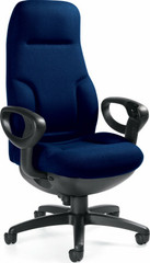 Global 24 Hour Intensive Use Office Chair [2424] -1