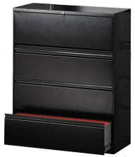 "HON 42"" 4 Drawer Lateral File Cabinet [894L] -1"