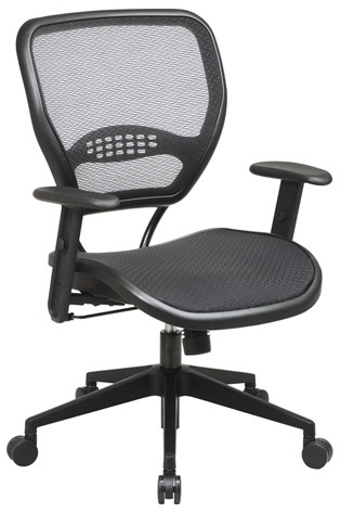 Air Grid Seat & Back Mesh Office Chair [5560] -1