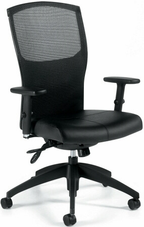 ALERO™ Mid Back Mesh Desk Chair [1961LM-3] -1