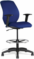 All Seating Chiroform Mid Back Drafting Chair [96019] -1
