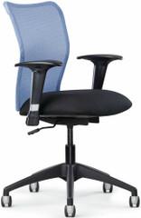 Allseating Inertia Mesh Back Office Chair [78040] -1