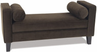 Avenue Six Curves Upholstered Bench [CVS20] -1