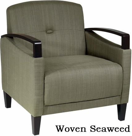 Avenue Six Main Street Upholstered Arm Chair [MST51] -2