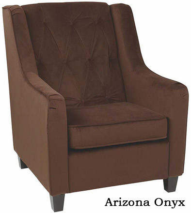 Avenue Six Regent Collection Arm Chair [RGT51] -1