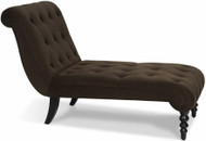 Avenue Six Tufted Chaise Lounge Chair [CVS72] -1